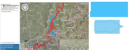 strefa zalewowa mapa